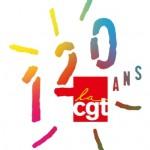 Les 120 ans de La CGT